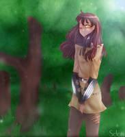 Lili in foresta by SdoisChan