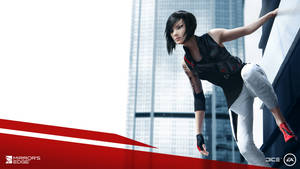 Mirror's Edge 2 Official Wallpaper by l4dplayer