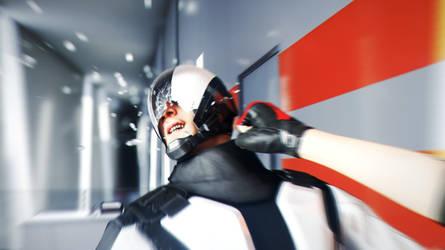 Mirror's Edge 2014 - KICK-ASS! by l4dplayer