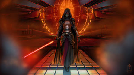 The Lady Revan by GardHelset