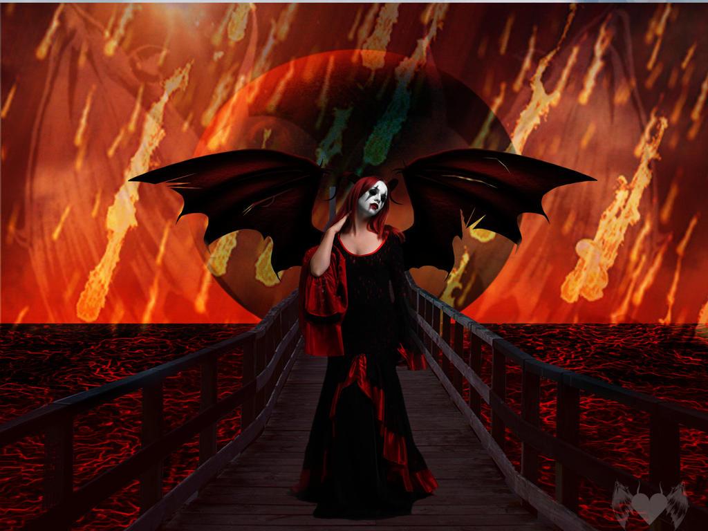 Fire and Brimstone by EbonyIrensis