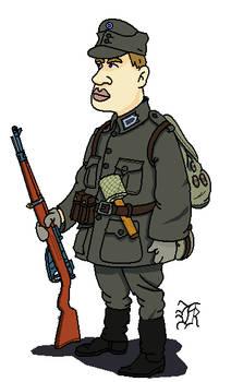 WWII_Finnish_Army