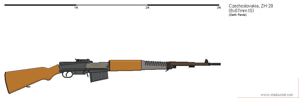 Gunbucket Zh-29 by darthpandanl