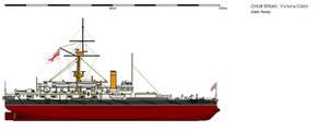 Victoria Class Battleship