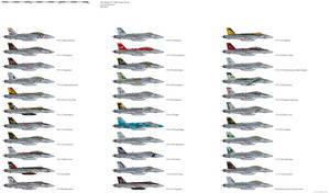 Boeing FA-18EF Super Hornet USN