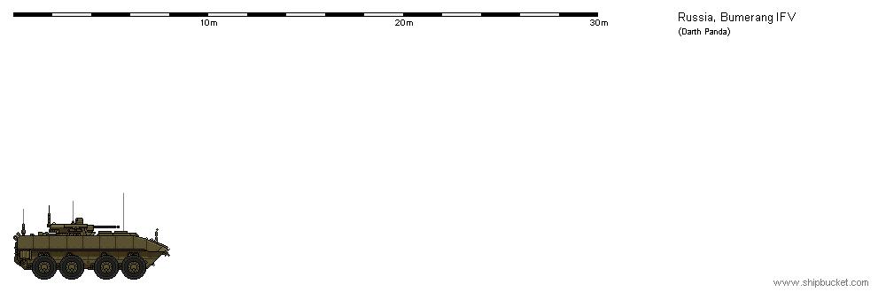 Bumerang IFV by darthpandanl