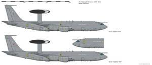 Boeing E-3D Sentry AEW.Mk 1