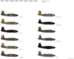 Douglas Boston/Havoc Operators by darthpandanl