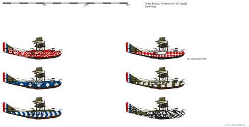 Felixstowe F2A - Great Britain