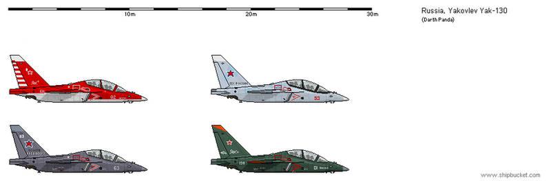 Yakovlev Yak-130 - Russia