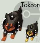 Fakemon: Tokeon
