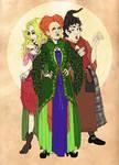 HP: The Sanderson Sisters