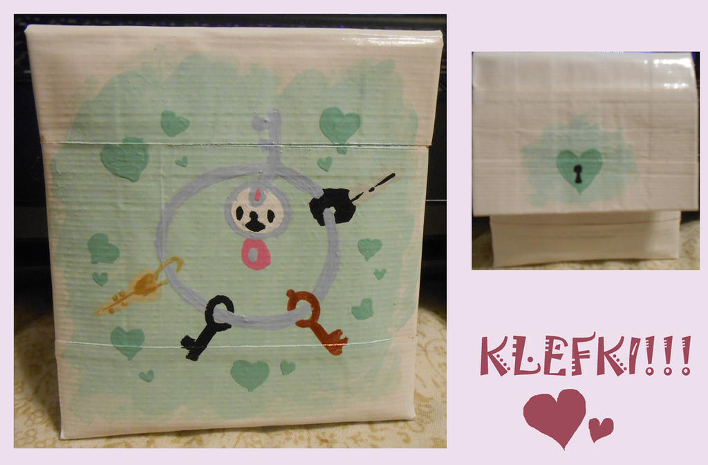 klefki wallet by FrozenFeather