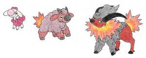 Goat Fire Starter