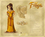 Character Sheet - Fillyz