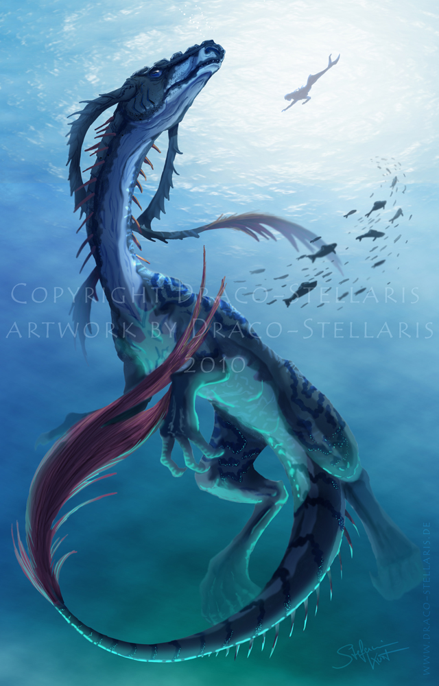 Leviathan by Draco-Stellaris