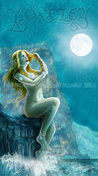 Loreley - Commission by Draco-Stellaris