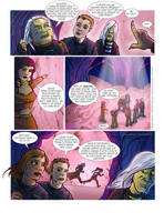 Hive 53 - Trouble - Page 21 by Draco-Stellaris