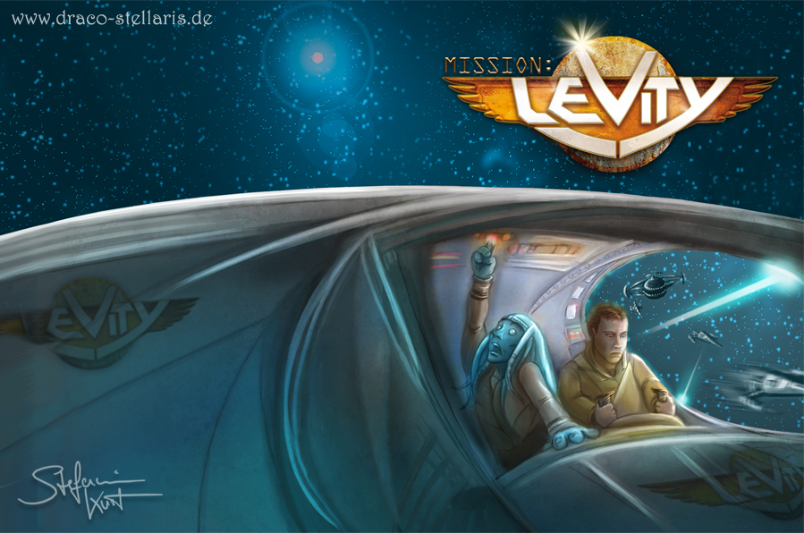 mission levity book cover by draco stellaris on deviantart