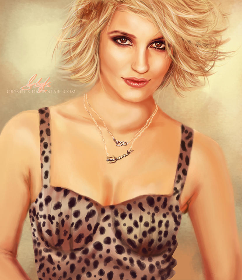 Dianna Agron by crysticx