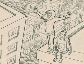 chenta robot sakti by arcpete
