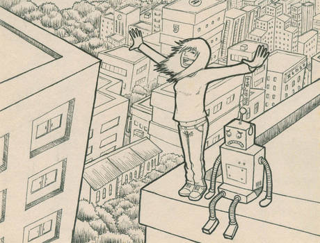chenta robot sakti