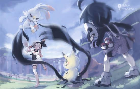 Galar Battle