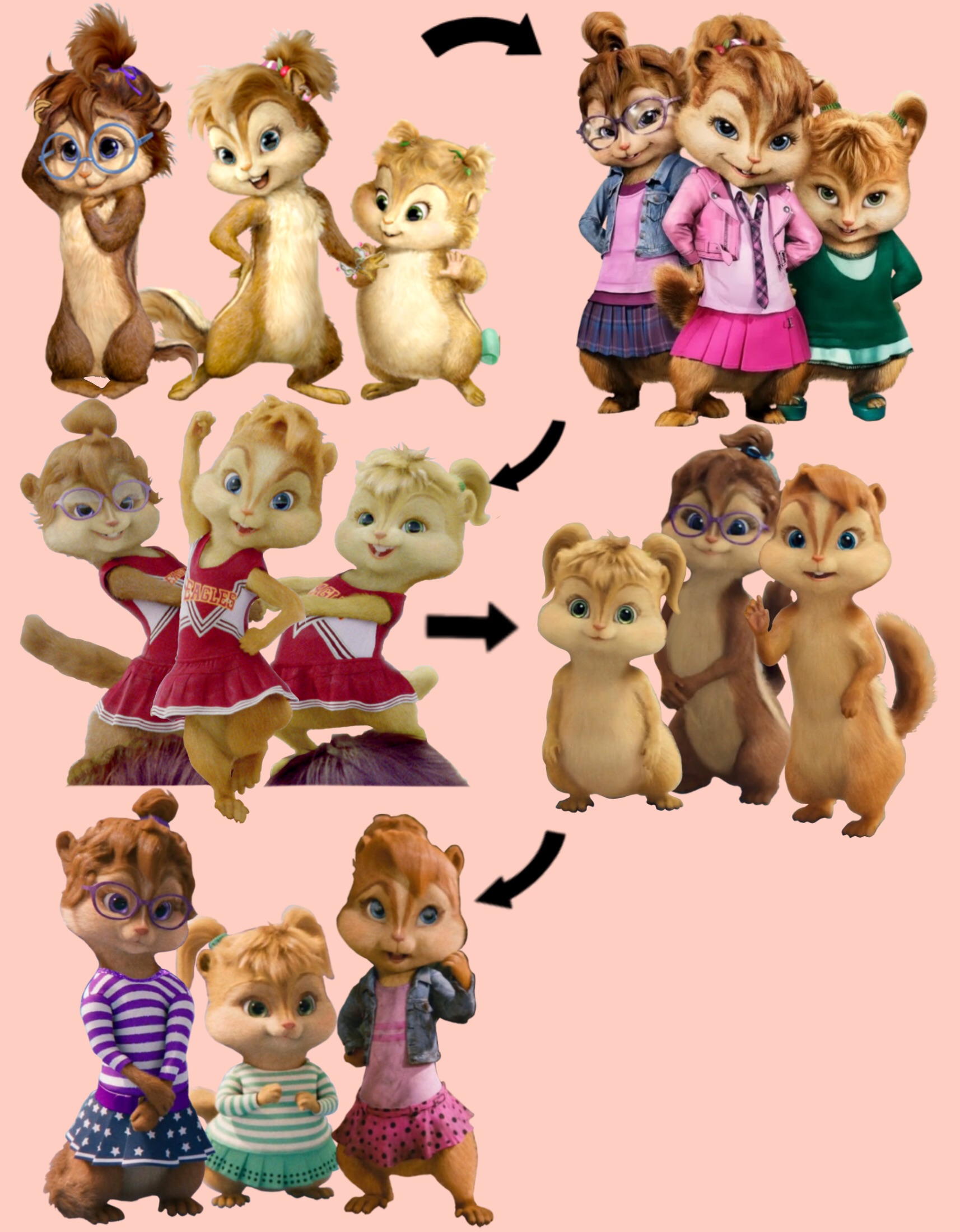alvin and the chipmunks meet chipettes movie