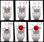 A Rabbid Comic