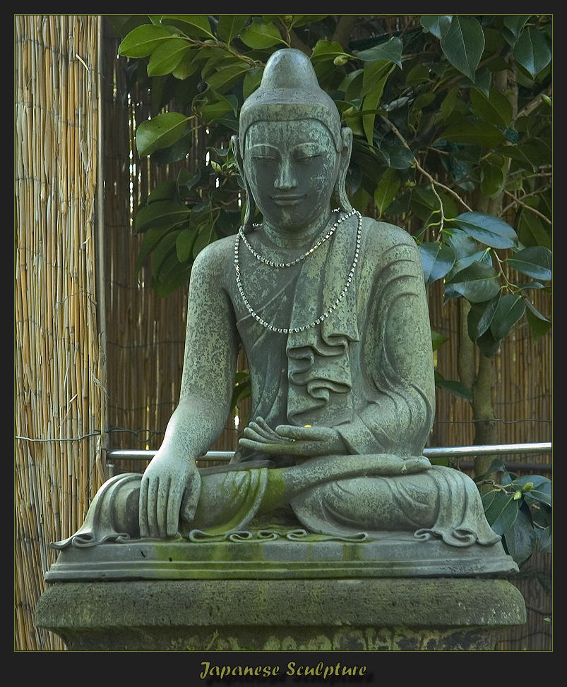 Japanese sculpture by caro on deviantart