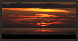 Greetsiel Sunset by caro77
