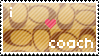 I Love Coach Stamp by aura-boar