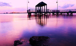 Lake Hut Dream by RobertRobledo