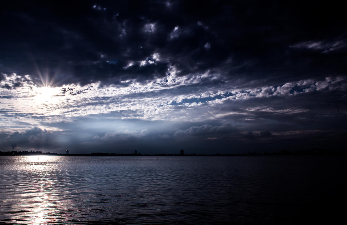 Blue Lake by RobertRobledo