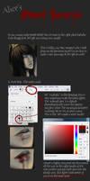 +Blood Tutorial+ Photoshop CS3