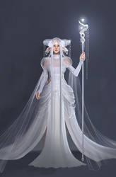 Princess Serenity - Redesign