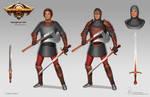 Order of Ancients - Swordsman
