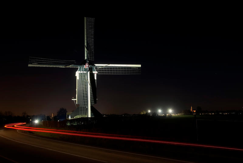 The Mill II by huubkeulers