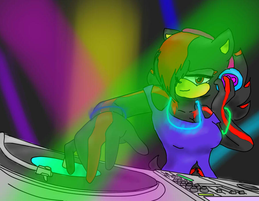 Dj Nala by Nala-Crescent