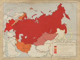 2. USSR Territorial Expansion 1939-1951 by Kuusinen