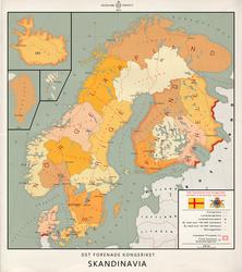 United Kingdom of Scandinavia [Nordic language]