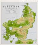 Detailed Map of Lordaeron