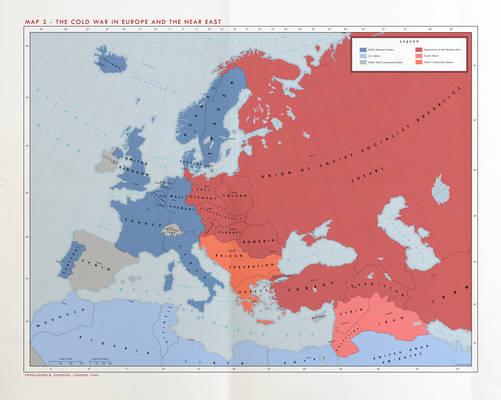 Alternate Cold War 1960 - Cold War in Europe
