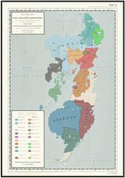EK Political Map Before the First War (Map III)