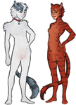 CATS Adoptables - (1 Open) by Cayran
