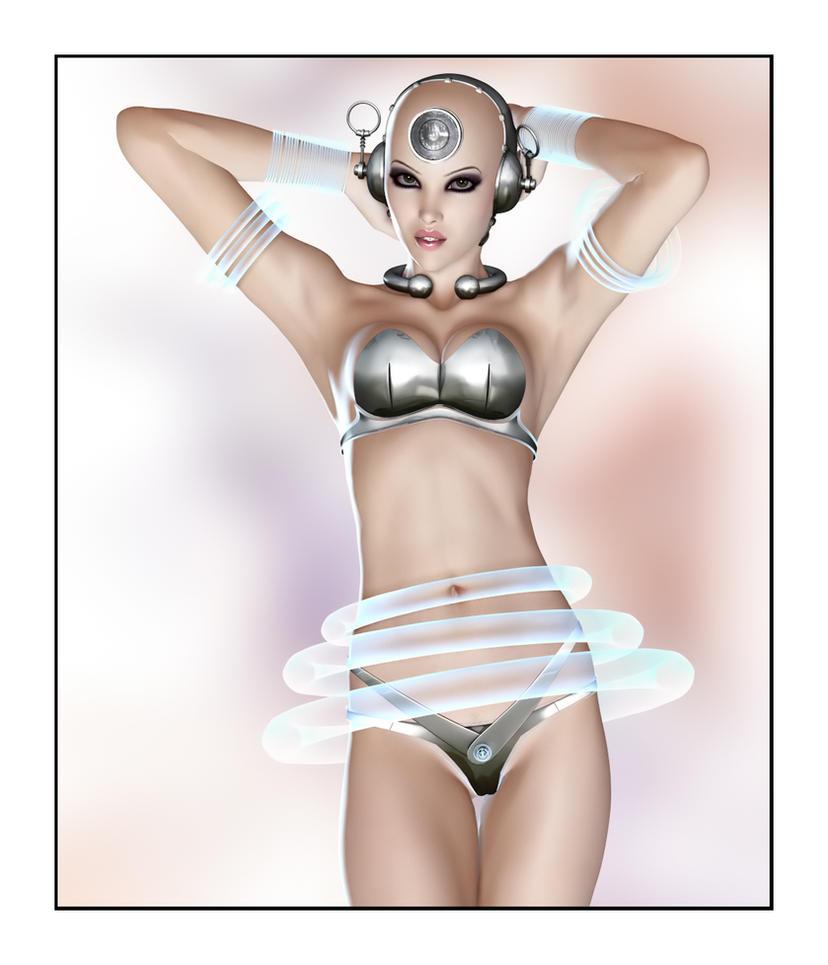 GoGo Dancer by RGUS