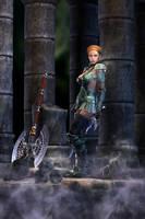 Princess Fantasy by RGUS