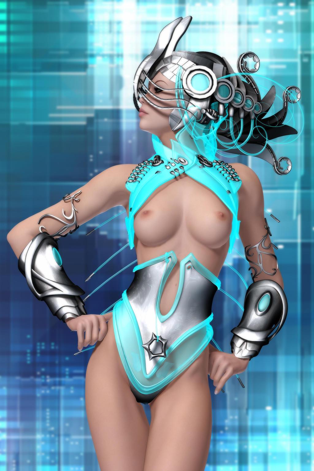 Cyborg naked pics — img 6