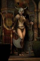 Underworld Defender by RGUS