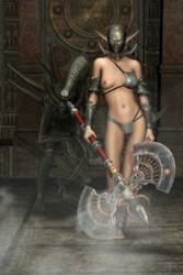 Alien V Predator by RGUS